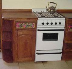 Muebles De Algarrobo Cocina Bajomesada